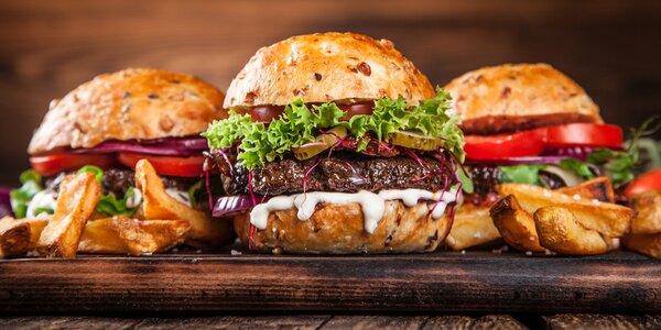 Vyberte nejlepší burger