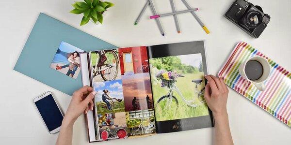 Proměňte své prázdninové momentky v jedinečnou fotoknihu