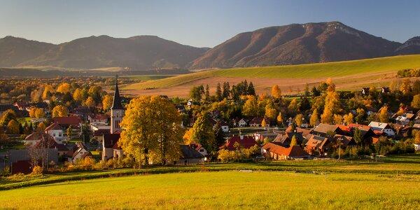 Rodinný pobyt v Demänovské dolině až na 8 dní