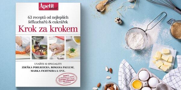 Kuchařka z edice Apetit: to nej od šéfkuchařů
