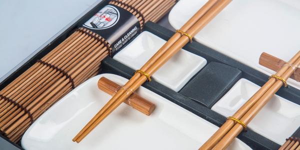 Sushi set pro milovníky japonské kuchyně