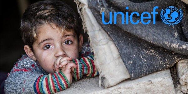 Pomozte dětem ze zemí zmítaných válkou