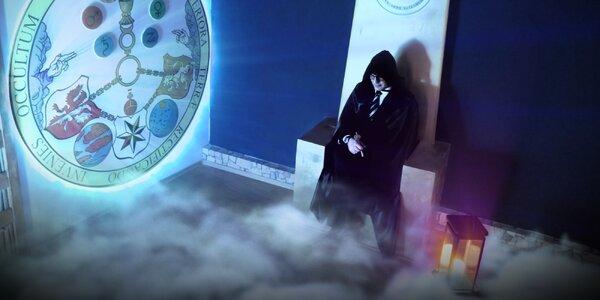 Mysteriózní únikovka Tajemství velkého magistra