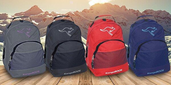 Sportovní batohy značky KangaROOS v 5 barvách