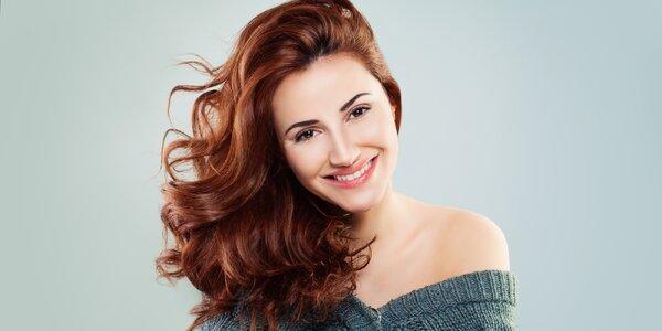 Dámský střih vč. stylingu nebo barvení vlasů