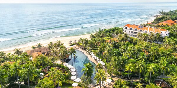 5* Anantara Mui Ne Resort & Spa s polopenzí