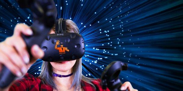 Virtuální realita: skvělá zábava pro malé i velké