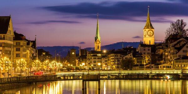 Adventní víkend ve Švýcarsku