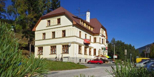 Relax pro dva: chata ve Špindlu, snídaně a výlety