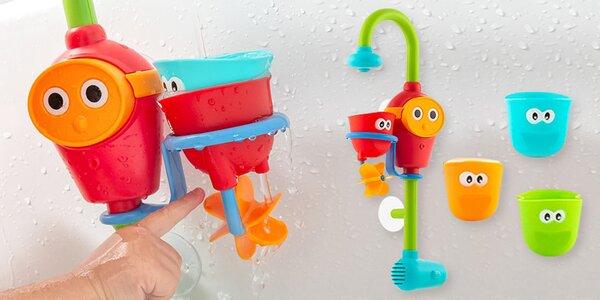 Dětský kohoutek a pumpička do vany Flow & Fill