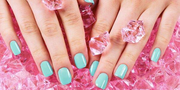Balíčky pro krásné nehty i s gel lakem