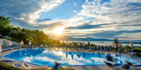 Dovolená u italského Lago di Garda se snídaní