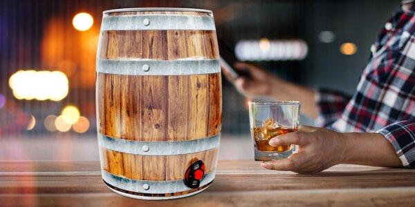 Limitovaná edice piva Auersperg s chutí bourbonu