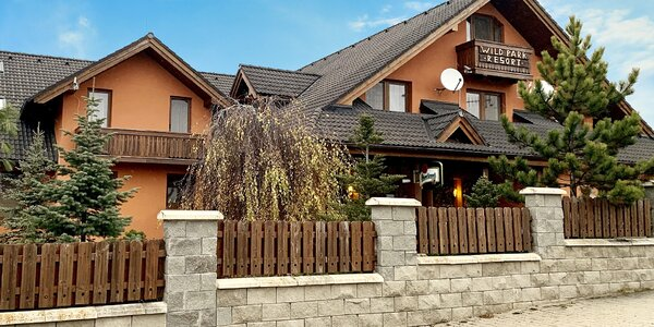Rodinný pobyt v Tatrách v resortu se zooparkem