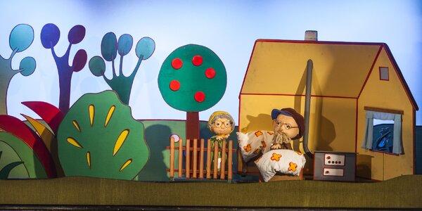 Loutkové představení O Koblížkovi a O Budulínkovi