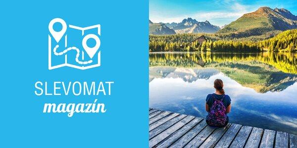 Slovensko: tipy, kam vyrazit a co ochutnat