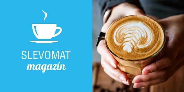 Káva a zážitek k tomu - 10 neobvyklých kaváren v Praze