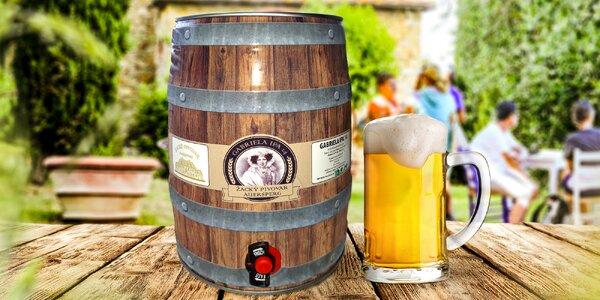 Řemeslné pivo IPA 14° z pivovaru Auersperg, 5 l