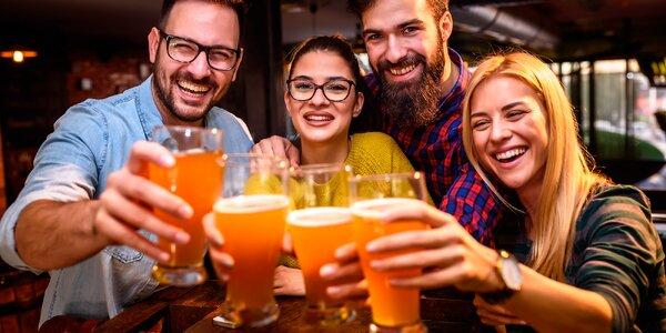 Metr piva: 10 piv v Počernickém pivovaru