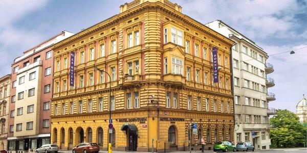 Pobyt v centru Prahy s privátním wellness a snídaní