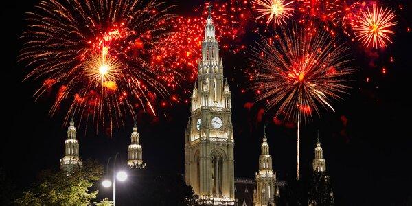 Silvestr ve Vídni: památky, trhy i ohňostroj a show