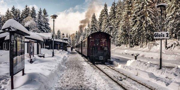 Adventní Oybin i Žitava: krásné trhy i parní vlak