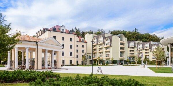 4* lázeňská romantika ve Slovinsku pro dva