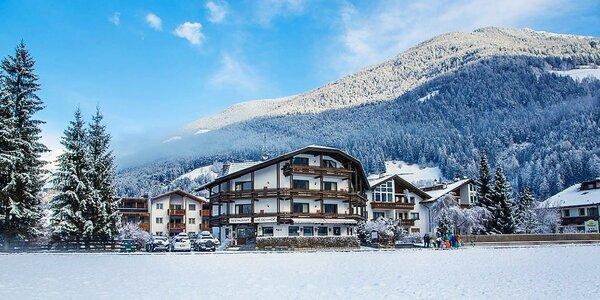 Odpočinek v Alpách s polopenzí, saunami a bazény