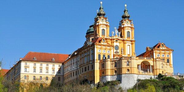 Výlet do Rakouska: údolí Wachau, Melk a Krems