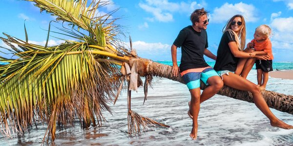 Zažijte dovolenou na Bali jako theSIKLS