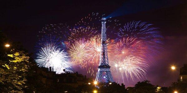 Silvestr v Paříži: autokarem a 2 noci v hotelu