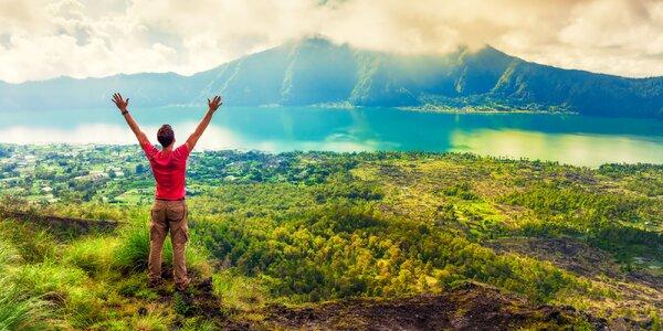 11denní pánská jízda na Bali: koupání i rafting