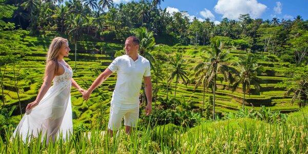 Líbánky na Bali: rafting, koupání i kurz vaření