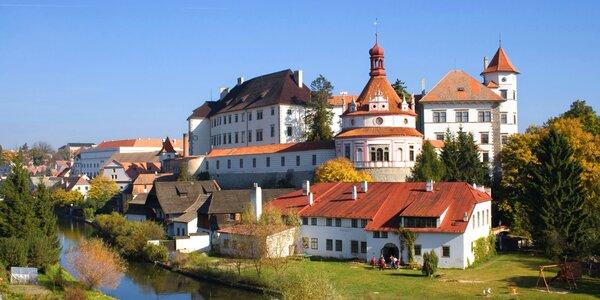 Romantika v jižních Čechách i se saunou a masáží