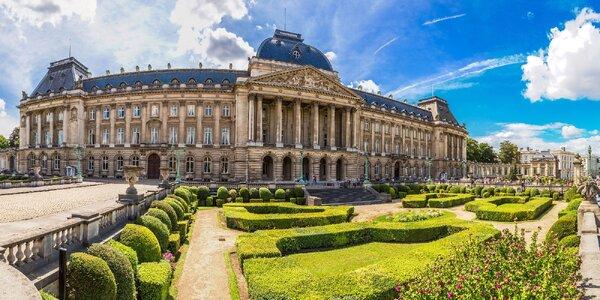 Paříž a sídla panovníků vč. ubytování na 3 noci