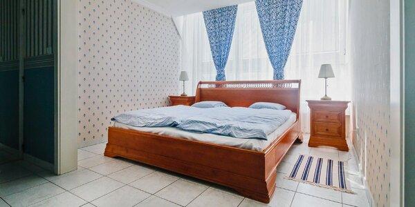 Vyrazte do Trenčína: pobyt v penzionu blízko hradu