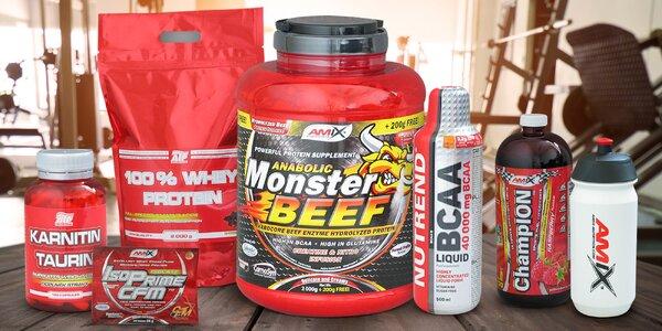 Fitness doplňky od A do Z: Whey Protein i BCAA