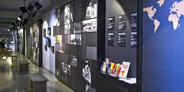 Výstava kostýmů a rekvizit z českých filmů
