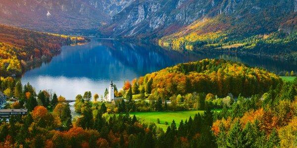 Wellness pobyt u slovinského jezera Bohinj