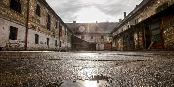 Komentovaná exkurze do věznice gestapa na Cejlu
