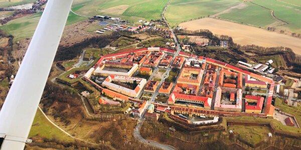 Lety s výhledy na české zámky: Kuks i Kunětická hora