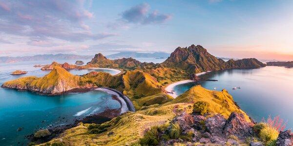 Poznávací zájezd s průvodcem: Bali, Flores a Komodo