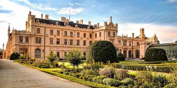 Svatomartinský pobyt s cimbálovkou u zámku Lednice