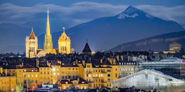 Adventní výlet do Ženevy a Lausaunne