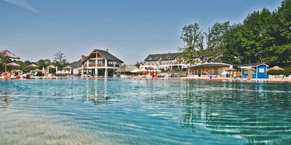 4* resort u Beskydské laguny a relax ve wellness
