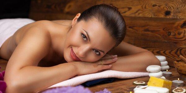 100 minut relaxace: thajská masáž i lázeň