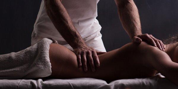 Odpočinek pro celé tělo: Peeling, masáž i tantra