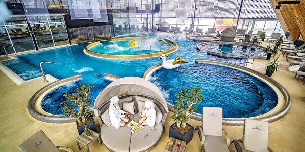 Aktivní pobyt: aquapark, skipas i privátní sauna
