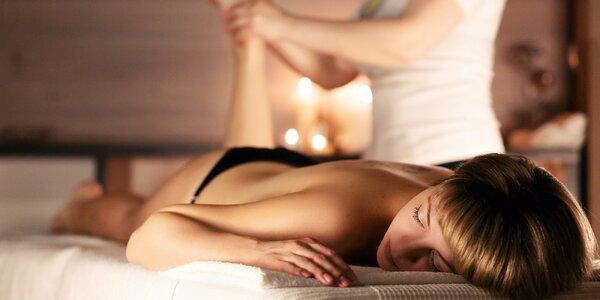 Lymfatická masáž dolních končetin pro ženy