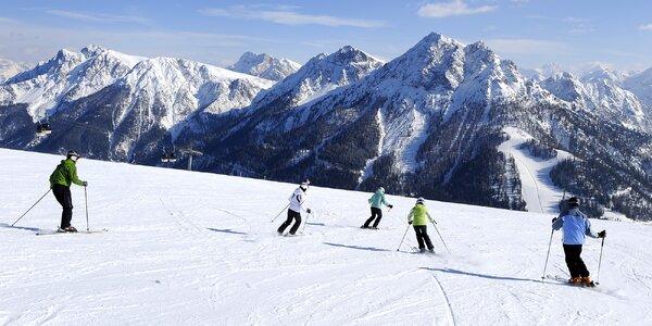 Jižní Tyrolsko: pobyt s polopenzí a wellness